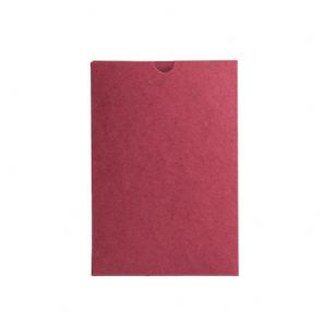 Impact Burgundy Wallet Kit